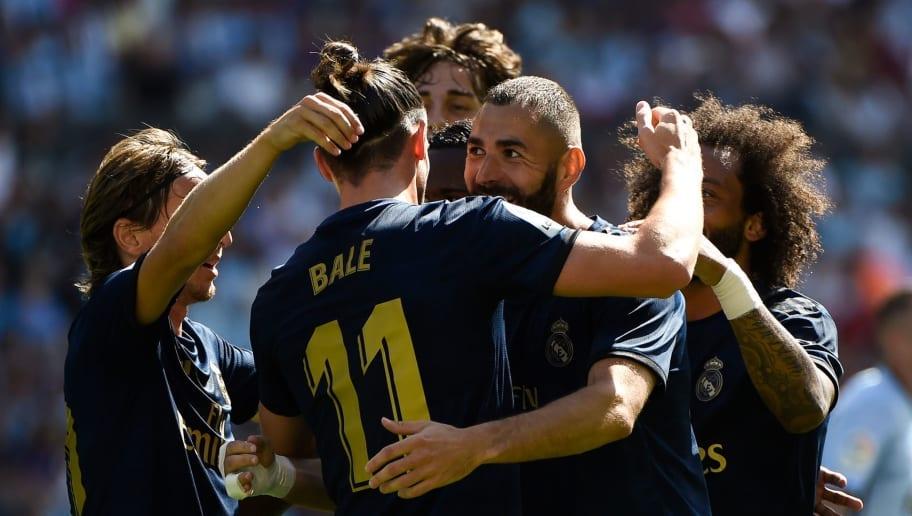 Zidane dùng công thức cũ để cùng Real Madrid đánh bại Celta