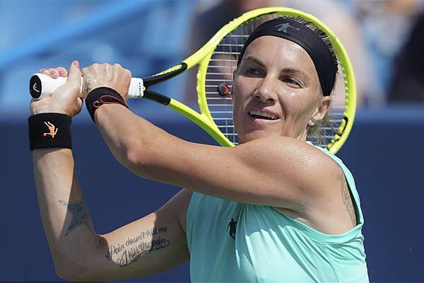 Kết quả quần vợt Cincinnati Masters: Barty vồ hụt ngôi số 1 thế giới
