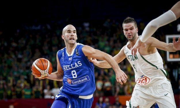Không phải Antetokounmpo, đây mới là chìa khóa của Hy Lạp tại FIBA World Cup