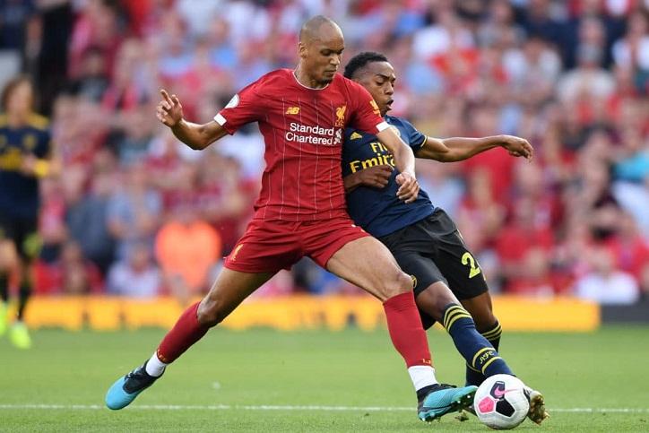 Vì sao Liverpool bỏ qua Torreira và Jorginho để mua Fabinho?