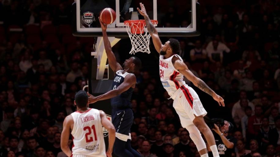 ĐT Mỹ và những nỗi lo trước thềm FIBA World Cup 2019
