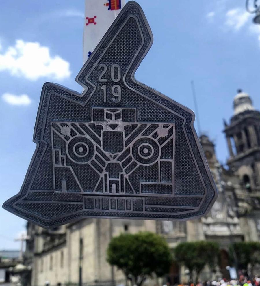 Kỳ lạ cách gian lận của hàng nghìn vận động viên dự Mexico City Marathon