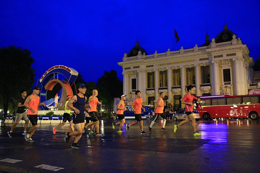 VPBank Hanoi Marathon 2019 sắp đóng đăng ký, vào giai đoạn chuẩn bị cuối cùng