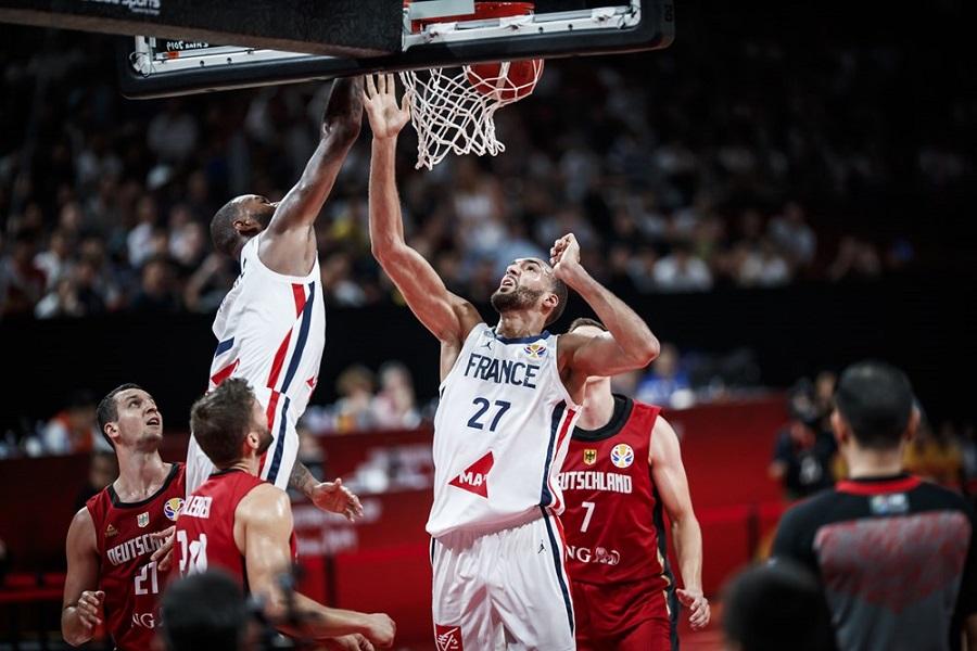 Kết quả FIBA World Cup 2019 ngày1/9: Mỹ thị uy, Antetokounmpo toả sáng