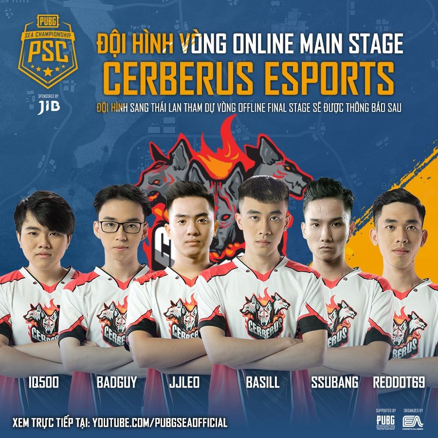 Lịch thi đấu giải PUBG Thái Lan 2019 vòng Final Stage