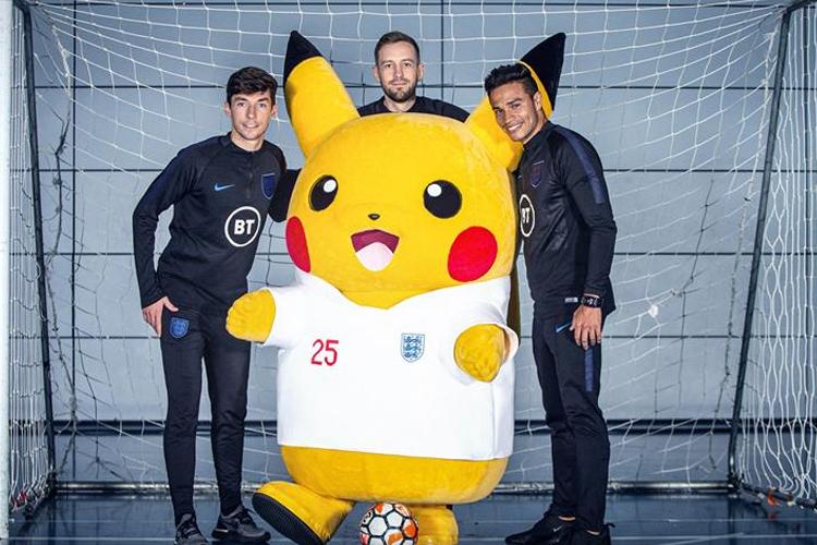 Bóng đá Anh phát triển futsal nhờ... Pokémon