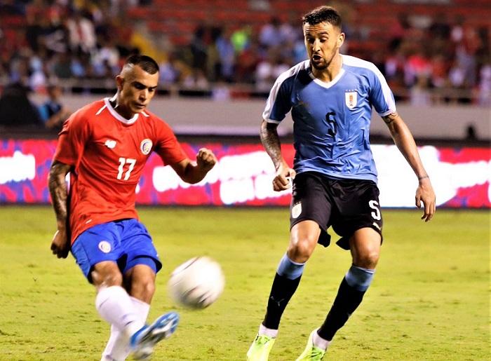 Kết quả Costa Rica vs Uruguay (1-2): Pha chốt hạ phút 90