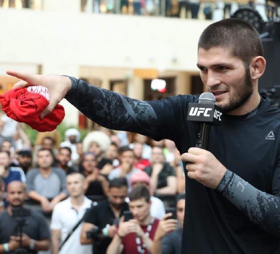Khabib chia sẻ kế hoạch hạ Dustin Poirier tại UFC 242