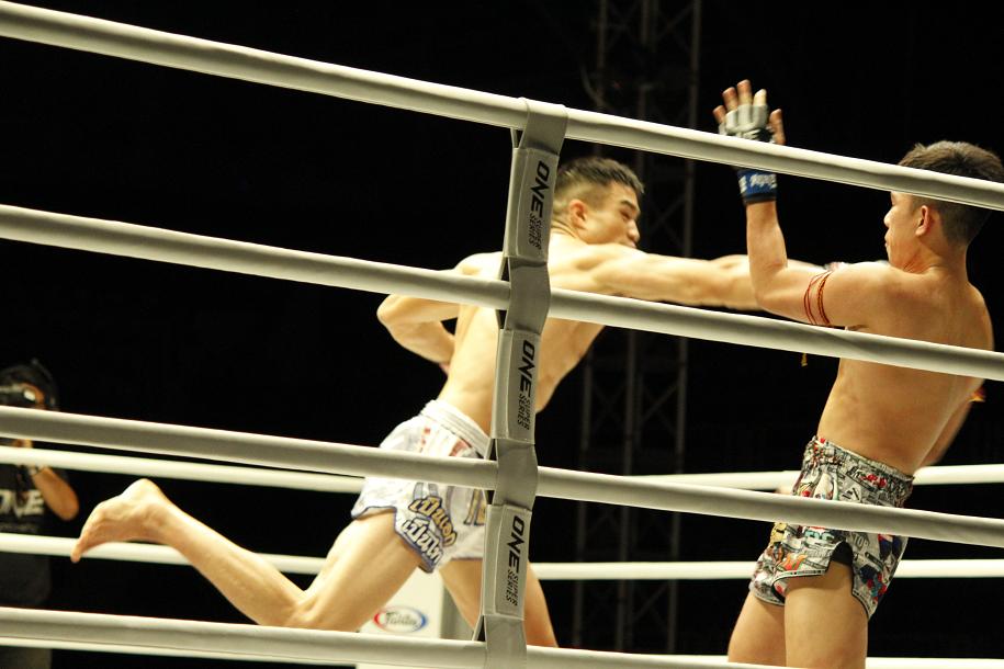 Những hình ảnh của Michael Phạm tại sự kiện ONE Immortal Triumph