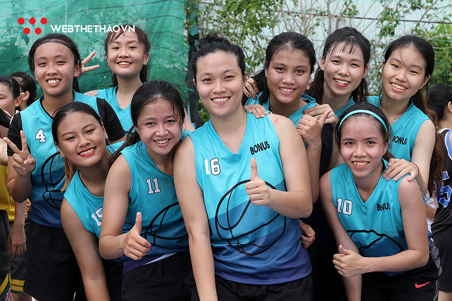 Bế mạc Bình Thạnh 4 Girls Tournament 2019: Ấm lòng sân chơi cho ballers nữ