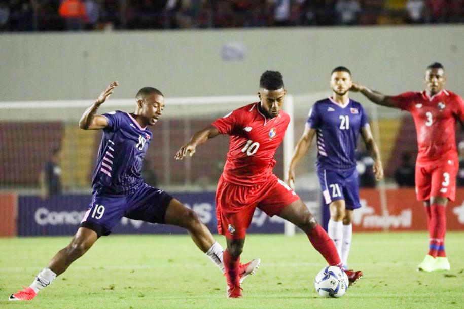 Kết quả Panama vs Bermuda (HT: 0-2): Chủ nhà thất bại bất ngờ trước đội nhược tiểu