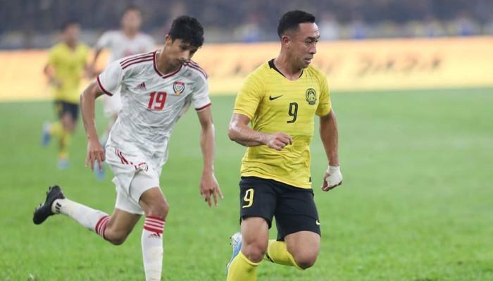 Dù bị UAE ngược dòng, HLV Malaysia vẫn tự hào về đội tuyển