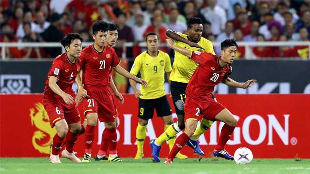 VFF mở bán online vé trận Việt Nam vs Malaysia