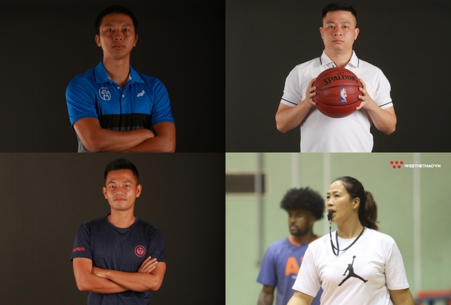 HBL All-star 2019: Trợ lý HLV ĐT Việt Nam là thuyền trưởng đội Đỏ