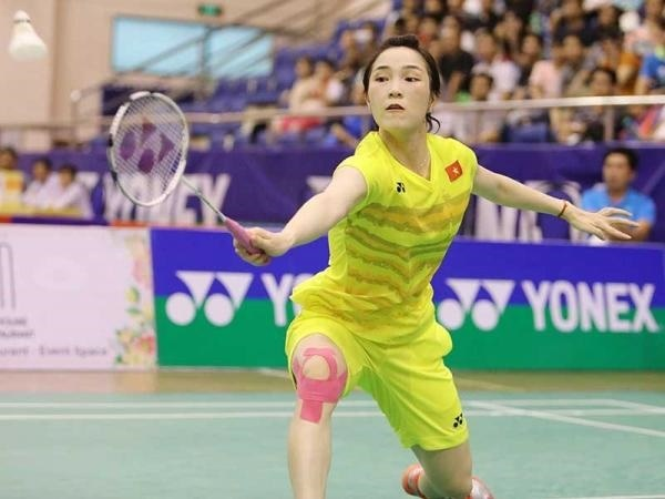 Hải Đăng thắng tay vợt hơn gần 300 bậc tại giải cầu lông Vietnam Open