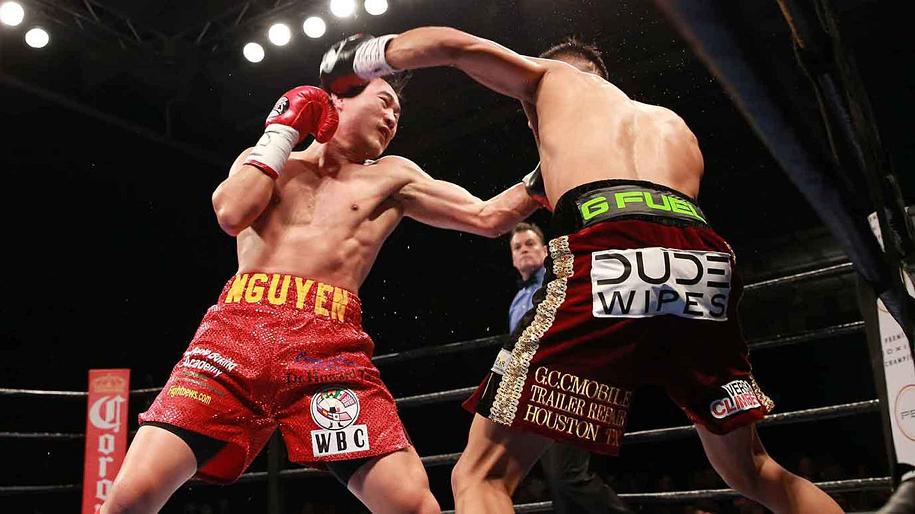 Võ sĩ Boxing gốc Việt bước chân vào giải Boxing tay trần