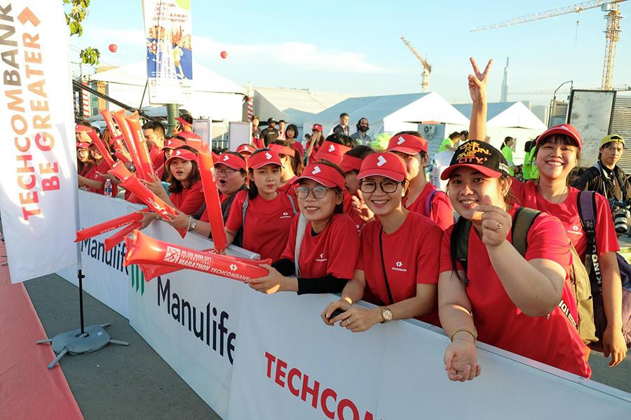 Chạy bộ mỗi ngày: Techcombank Hanoi Marathon 2020 với Thử thách Doanh nghiệp