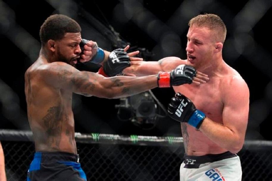 'Chiến binh điên' Justin Gaethje của UFC là ai