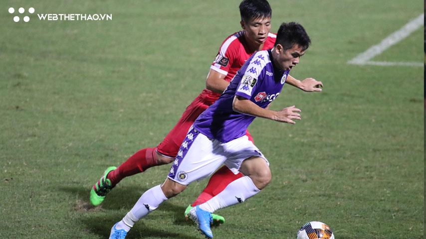 Khi cầu thủ thứ 12 giúp Hà Nội FC lội ngược dòng trước Viettel