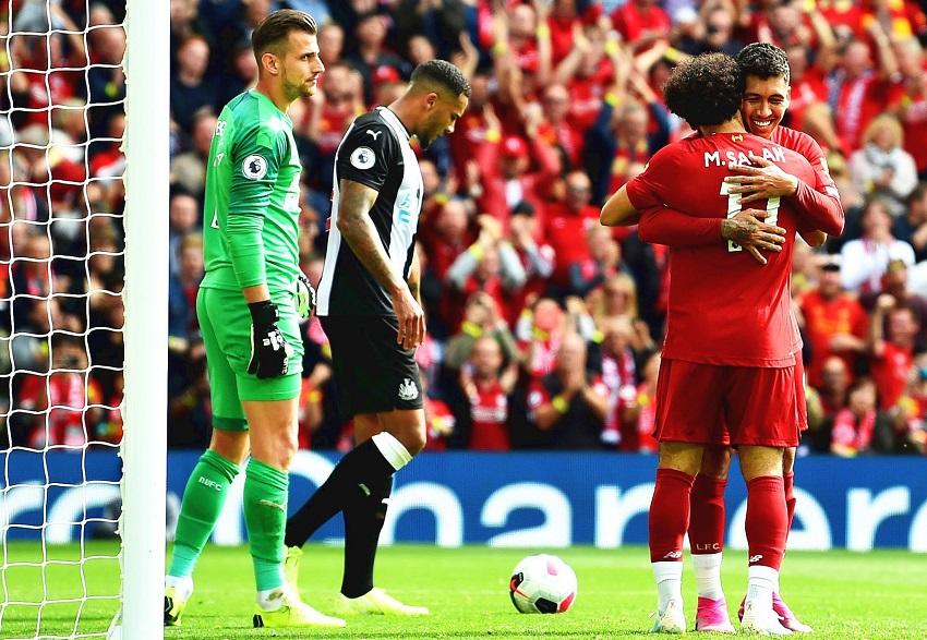 Giá trị của Firmino với Liverpool không thể chứng minh bằng thống kê