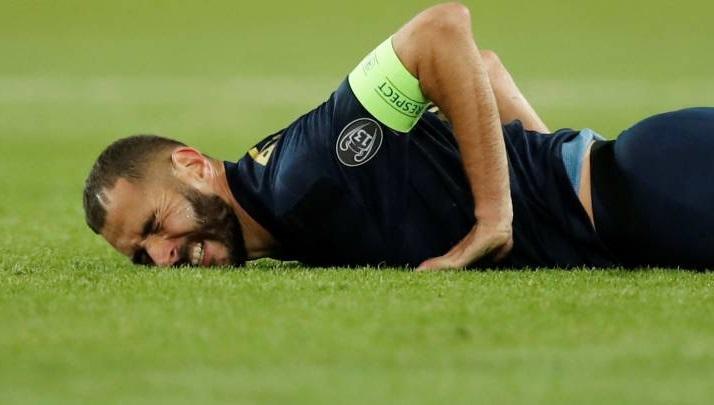 """Real Madrid thua PSG và """"lời nguyền"""" thất bại đầu tiên ở Cúp C1"""