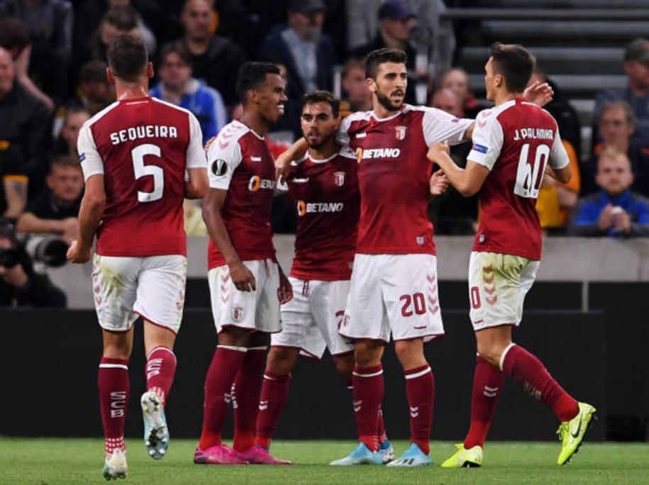 Kết quả Wolves vs Sporting Braga (0-1): Người hùng Horta