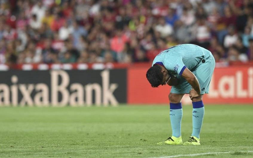 Barca thua sốc Granada chỉ rõ vị thế tồi tệ của một ông lớn