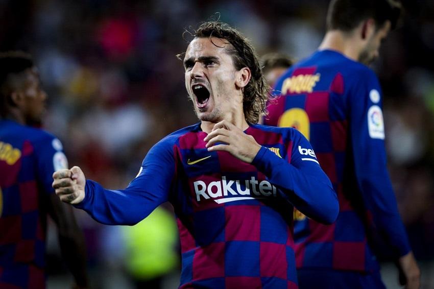 Barca đánh bại Villarreal khi Messi và Griezmann lần đầu kết nối