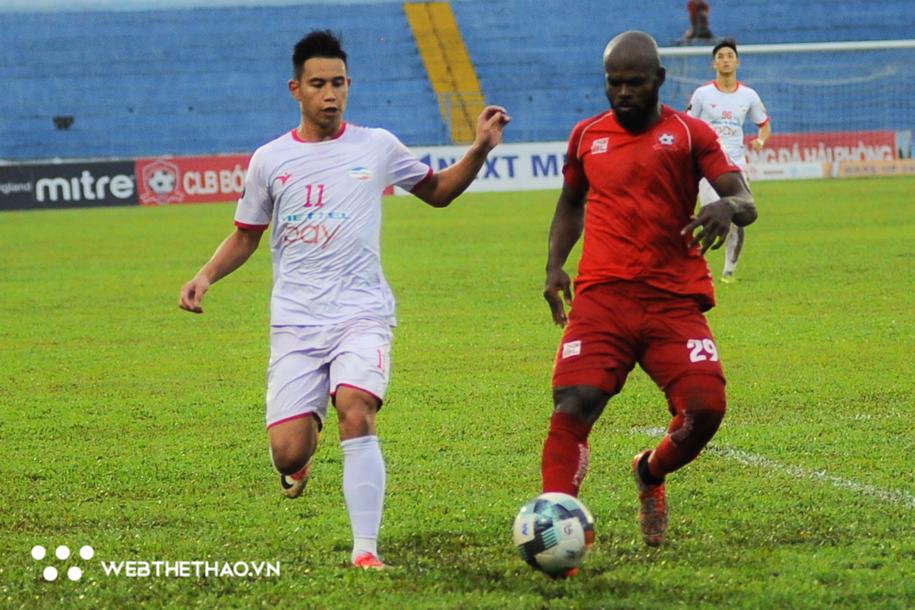 Cầu thủ Nguyễn Việt Phong của CLB Viettel là ai?