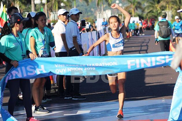 Thêm hai VĐV Việt Nam giành suất dự Boston Marathon 2020 bằng giải trong nước