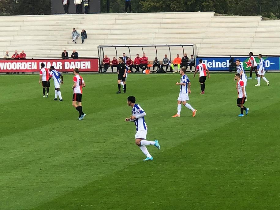 Venlo vs Heerenveen: Đoàn Văn Hậu sáng cửa ra sân tại giải VĐQG Hà Lan