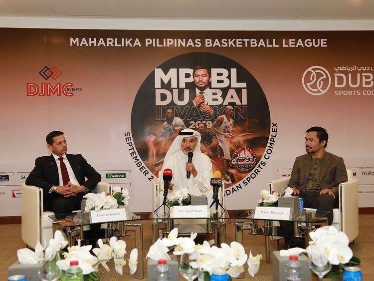 Pacquiao sẵn lòng so tài với Amir Khan tại Dubai