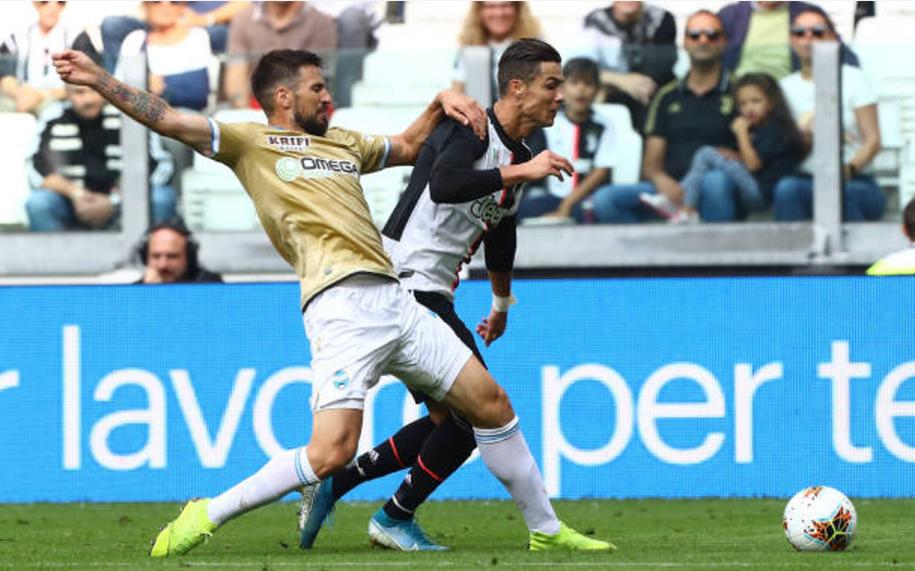 Kết quả Juventus vs SPAL (FT 2-0): Ronaldo và Pjanic lập công, nhà ĐKVĐ nhẹ nhàng giành ba điểm