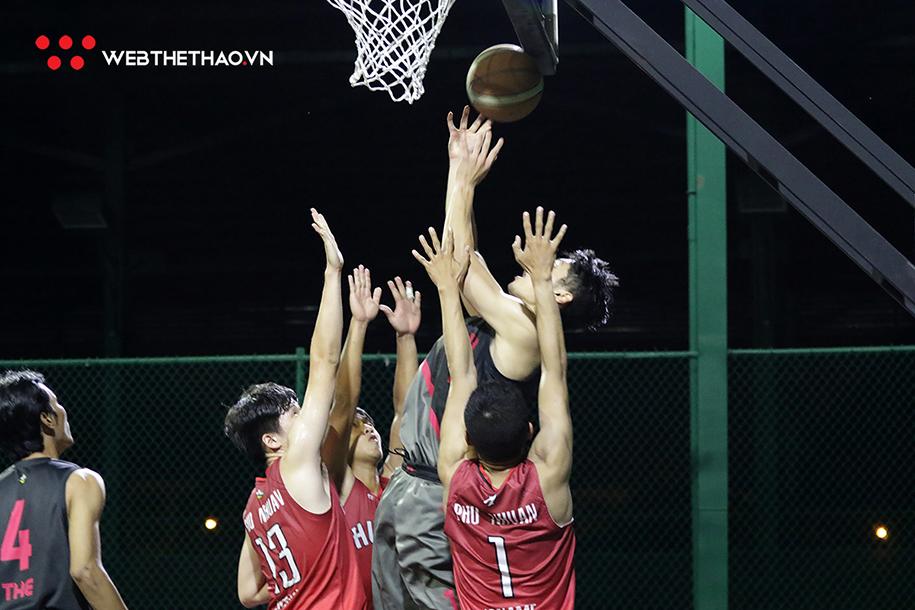 Bình Thạnh thắng nghẹt thở Hustle A, vô địch CBL 2019 by Ngô Đình Jersey