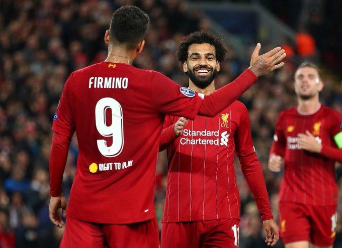 Bảng tỷ số trận Liverpool vs Salzburg dự đoán kết quả trước… 30 phút