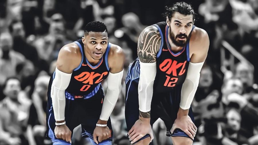 Oklahoma City Thunder đang cố đẩy Aquaman ra đường