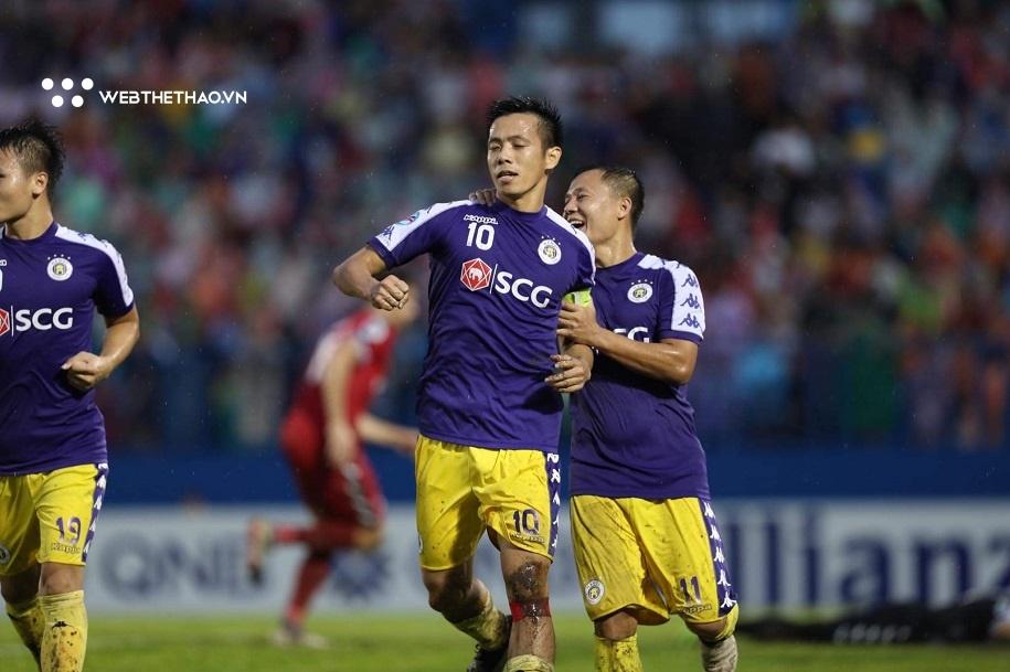 Hà Nội FC sẽ nhận cúp vô địch V.League 2019 tại sân Cửa Ông