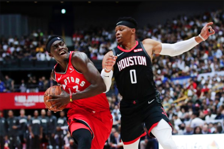Kết quả NBA Preseason 2019: James Harden rực sáng nhưng vẫn ôm hận trước Raptors