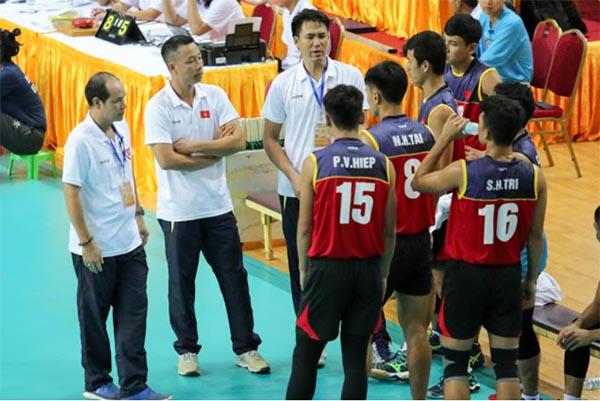 Lịch thi đấu bóng chuyền SEA Games 30 của ĐT nam Việt Nam