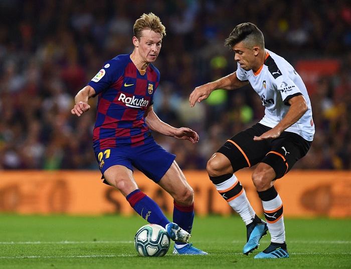 Thống kê cho thấy De Jong đáng đồng tiền bát gạo với Barca như thế nào?