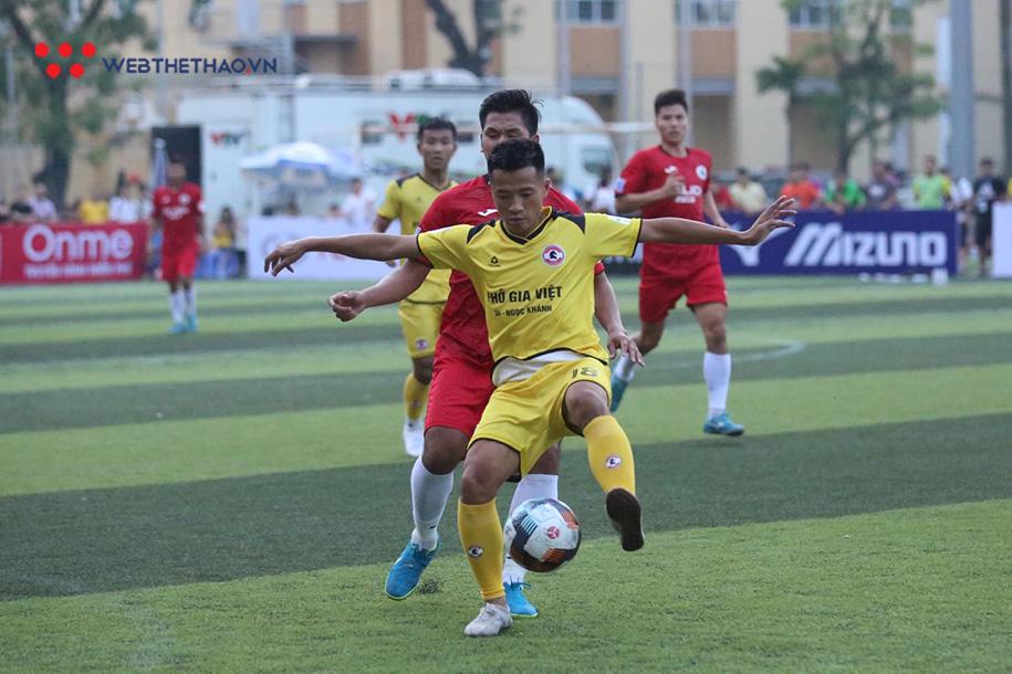 Vòng 2 HPL-S7: ĐKVĐ Gia Việt bị cầm chân, Văn Minh tìm lại nụ cười