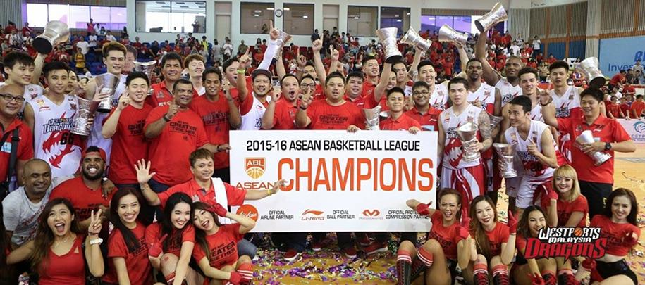 Thư viện ABL: Westports Malaysia Dragons, nhà cựu vô địch đang tìm lại chính mình
