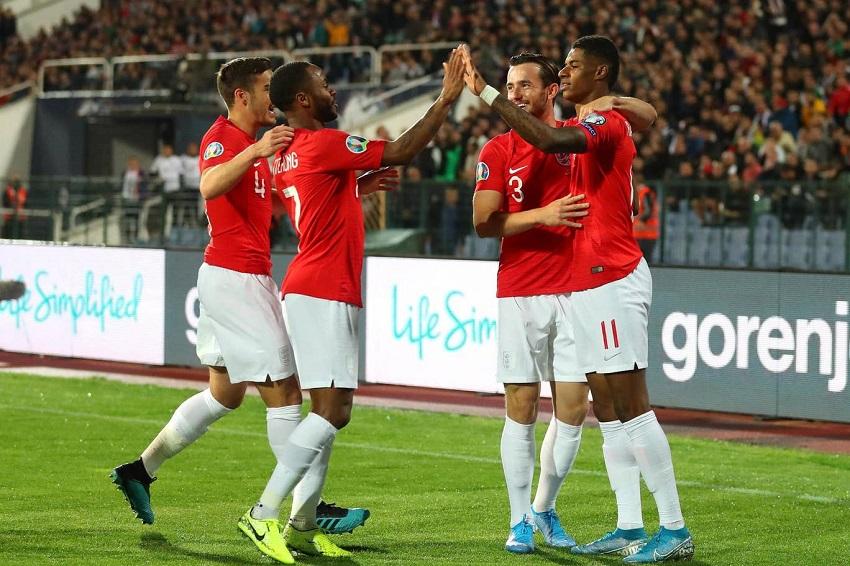 Tiền vệ của Chelsea đạt điểm gần tuyệt đối khi tuyển Anh hủy diệt Bulgaria