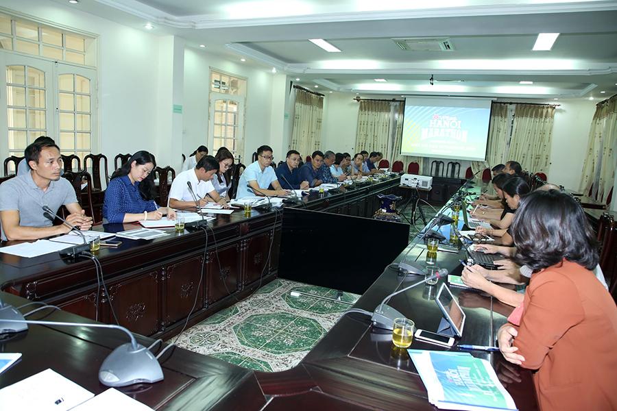 Chạy bộ mỗi ngày: VPBank Hanoi Marathon 2019 chốt phương án tổ chức