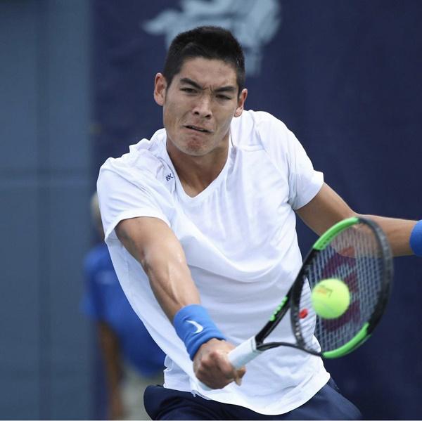 Tay vợt Việt kiều Thái Sơn Kwiatkowski sẽ tham dự giải quần vợt VĐQG 2019