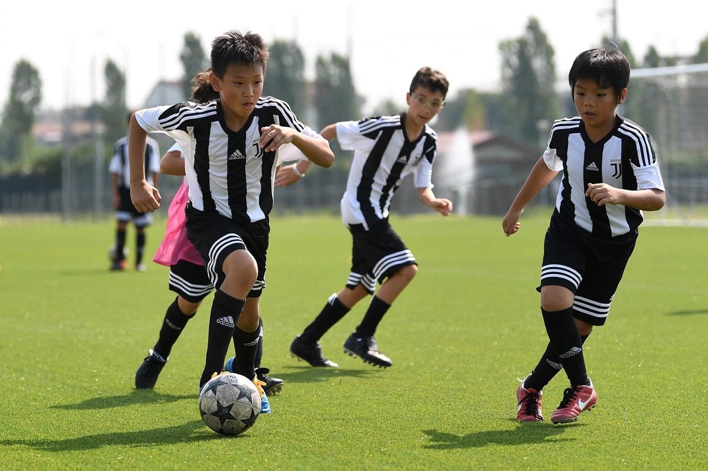 Học viện bóng đá Juventus tại Việt Nam có gì đặc biệt?