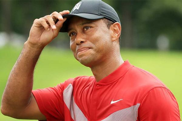 Tiger Woods khao khát tranh tài tại Olympic 2020
