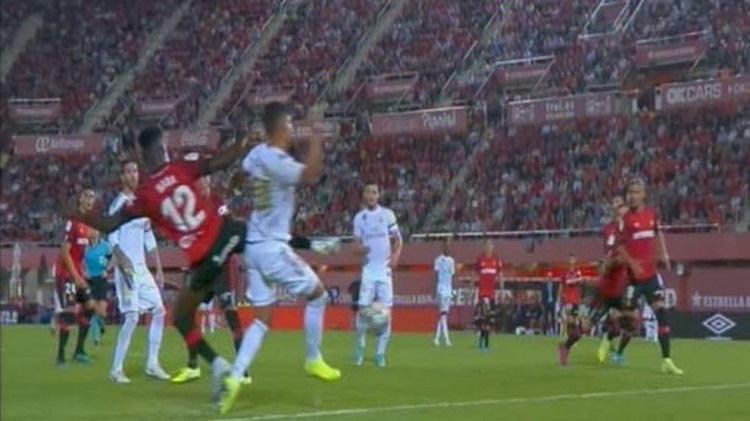 Real Madrid thua Mallorca vì mất oan 2 quả phạt đền?