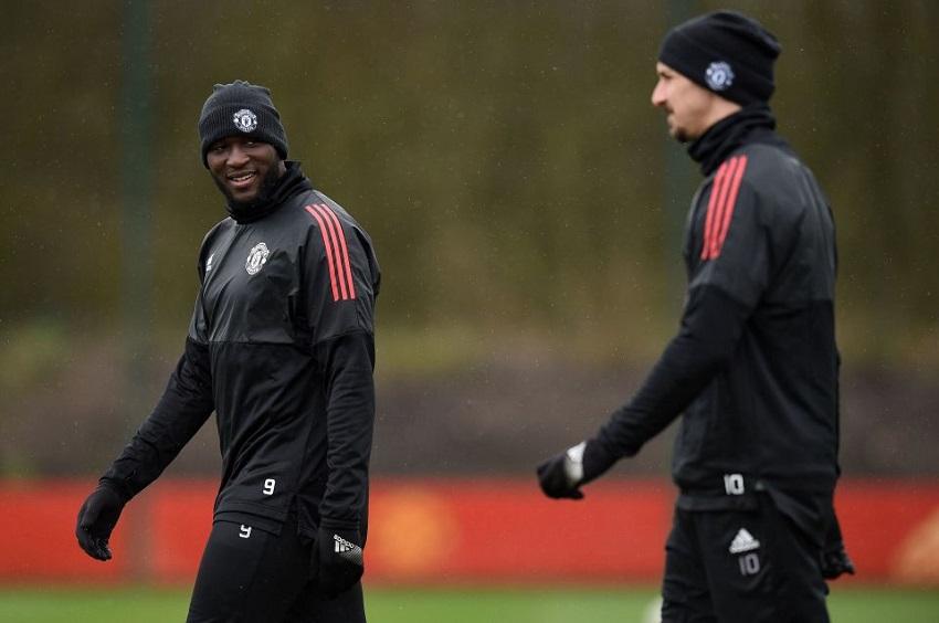 Ibrahimovic tiết lộ vụ cá cược với Lukaku ở MU về chơi bóng một chạm