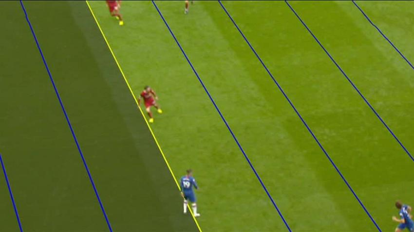 Công nghệ VAR giúp Liverpool nhân đôi khoảng cách với Man City
